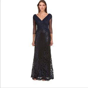 Tadashi Shoji Formal Long Sequin Dress